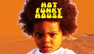 Various Artists - Best of Hot Funky House Music - Top Funky Megamix