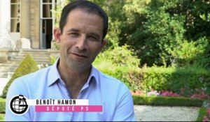 La Minute Positive : Benoit Hamon - Le Gros Journal du 07/09 - CANAL+