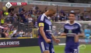 But de Hanni contre Charleroi