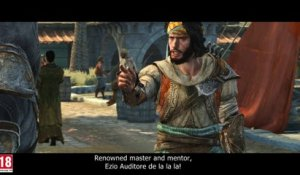 Assassin's Creed The Ezio Collection : Trailer d'annonce