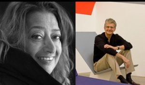 Perspectives - Zaha Hadid, portrait sensible