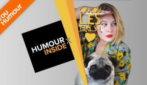 HUMOUR INSIDE - Coucou Les Girls