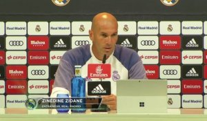 Real Madrid - Zidane : ''On attend beaucoup de la BBC''