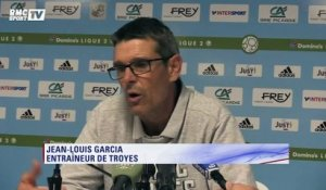 "Ligue 2 - Jean-Louis Garcia : ""Le plus dur est maintenant de confirmer"""