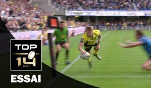 TOP 14 ‐ Essai David STRETTLE (ASM) – Clermont-Castres – J7 – Saison 2016/2017