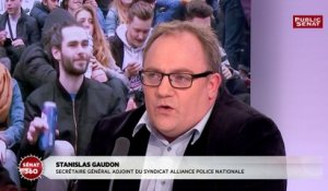 "Légalislation du cannabis : ""Le traffic va faire sa mutation vers des drogues dures"" Stanislas Gaudon (Alliance)"
