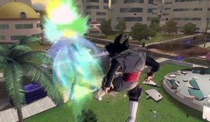 Dragon Ball Xenoverse 2 : Goku Black Gameplay