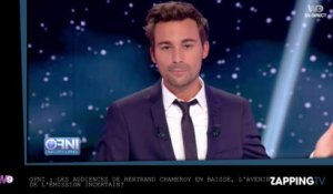 OFNI : Les audiences de Bertrand Chameroy en baisse, l'avenir de l'émission incertain ?