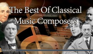 Giovanni Umberto Battel - The Greatest Classical Music Composers - Piano Music