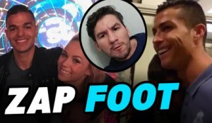 Zap Foot : CR7 sauve un fan, le sosie de Messi, Ben Arfa...