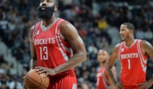 GAME RECAP: Rockets 101, Spurs 99