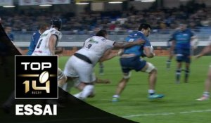TOP 14 ‐ Essai Alex TULOU (CO) – Castres-Brive – J11 – Saison 2016/2017