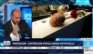Profession: contrôleur d'intelligence artificielle - 16/11