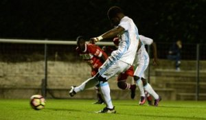 CFA - OM 2-0 Colomiers : le but d'Aaron Leya Iseka (27 sp)