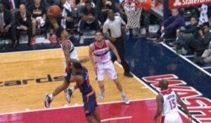 Dunk of the Night - Kelly Oubre Jr.