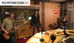Cali - I want you - RTL2 Pop Rock Studio