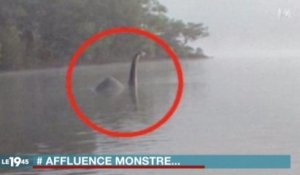 [Zap Actu] 8 apparitions du monstre du Loch Ness en 2016 (14/12/16)
