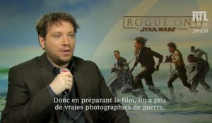 Star Wars Rogue One : rencontre avec le réalisateur Gareth Edwards