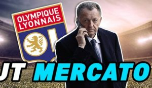 Journal du Mercato : l'OL en zone de turbulences, l'Inter Milan fait son marché en Ligue 1