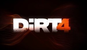 DiRT 4 - Bande-annonce Trailer PS4 [Full HD,1920x1080p]