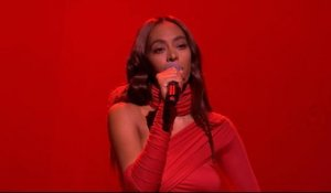 Solange en live - The Tonight Show du 16/12