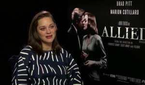 "Marion Cotillard ""folle"" d'une star internationale"