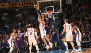 GAME RECAP: Thunder 114, Suns 101