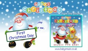 Baby's Nursery Music - First Christmas Day