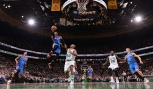 Game Recap: Thunder 117, Celtics 112