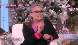Carrie Fisher morte : Harrison Ford lui rend un touchant hommage ! (VIDEO)