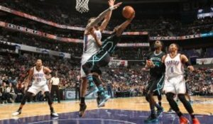 GAME RECAP: Hornets 123, Thunder 112