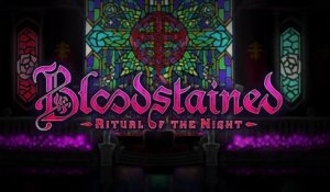 Bloodstained : Ritual of the Night - Development Update 8