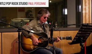 Paul Personne - Little red rooster RTL2 Pop Rock Studio