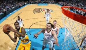 GAME RECAP: Thunder 121, Nuggets 106