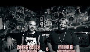 House Shoes & Willie B: Overheard At Delicious Vinyl Episode Two - Favorite Albums