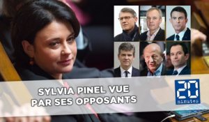 Sylvia Pinel vue par ses opposants
