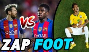 Zap Foot : Payet, Messi, Neymar, CR7, Draxler...