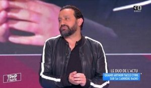 TPMP: Cyril Hanouna tacle gentiment Arthur
