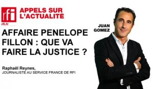Affaire Penelope Fillon : que va faire la justice ?