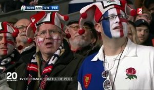 Six nations : la France s'incline face à l'Angleterre en rugby