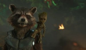 Guardians of the Galaxy Vol. 2 Extended Big Game Spot [Full HD,1920x1080p]