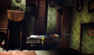 Little Nightmares-  8 minutes de Gameplay
