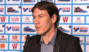 Foot - L1 - OM : Garcia «La prolongation de Maxime Lopez ? Un gage d'intelligence»