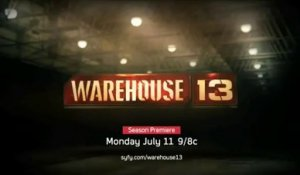 Warehouse 13 - Promo saison 3