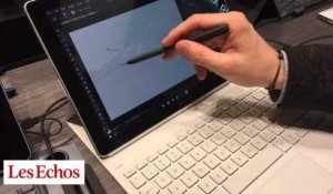 Mobile World Congress : test de la Samsung Tab S3