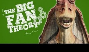Jar Jar Binks : Le plus grand méchant de STAR WARS ?! TBFT - Allociné