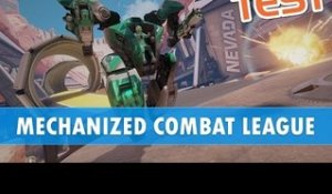 DEVENEZ PILOTE DE MECHA :  Mechanized Combat League TEST