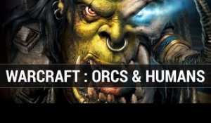Warcraft Orcs & Humans : GAMEPLAY FR - On ressort l'opus fondateur