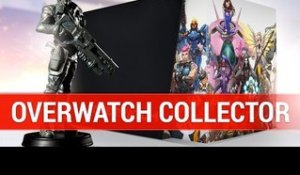 UNBOXING Edition Collector Overwatch