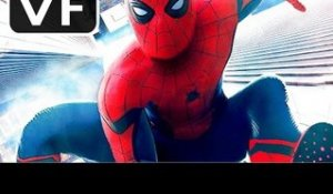 SPIDER-MAN HOMECOMING Bande Annonce Version LONGUE (VF - 2017)